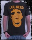 **Lou Reed T-Shirt** Unisex Retro Rock Vest Tank Top **Sizes S M L XL**