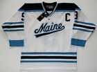 PAUL KARIYA MAINE BLACK BEARS ORIGINAL NIKE REPLICA JERSEY ANAHEIM DUCKS NEW