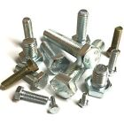 M5 M6 M7 M8 Hex Head Setscrew - Hexagon Bolts - BZP Zinc Plated Various Lengths