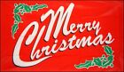 "Christmas Flags - Large 5 x 3"" - Santa Claus Happy Merry Xmas Happy New Year"