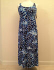 NEW Alfani Women's Sleeveless Stretch Gown 220311 Leopard Swirl     - Choose Sz