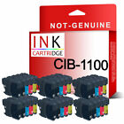 30 Compatible INK Cartridge For Brother LC1100 LC980