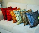Abstract, Artificial Silk Square Water Rhyme Series Cushion Cover/Pillow Case