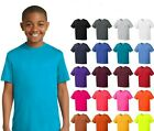 Dry Zone NEW Competitor Moisture Wicking Performance YOUTH Size XS-XL T-shirts