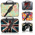 "TaylorHe 15.6"" Nylon Laptop Carry Case Laptop Bag Sleeve with Handles and Strap"