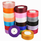 25Yard 40mm Wedding Party Christmas gifts decor Craft Satin Organza Tulle Ribbon