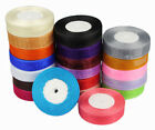 Christmas gifts Wedding Party Decor 25 Yards 25mm Craft Organza Ribbon