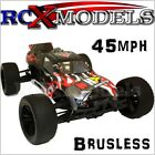 RC Car Truggy Buggy Truck Remote Control 4WD Fast Brushless Ver Of Nitro/Petrol