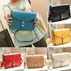 Women Lady New Satchel Shoulder Tote HandBag Leather Clutch Crossbody Bag BP1101