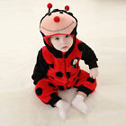 Baby Toddler Fancy Dress Party Jungle Animal Costumes Playsuit Size 3-24months!