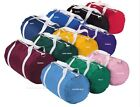 PEACHES PICK 360 D RETRO Nylon Duffel Sports Gym Bag WITH SHOULDER STRAP 18 x 10
