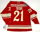 TOMAS TATAR 2014 WINTER CLASSIC DETROIT RED WINGS RBK JERSEY W/PATCH