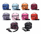 Waterproof Outdoor Picnic Lunch Insulated Cooler Shoulder Bag Storage Box 8L New