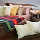 Sale 400TC Soft 2PC Pillow case/Sham Striped 100%Egypt Cotton Choose Size&Color