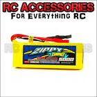 5000mAh LiPo Battery Lithium Polymer 2S 7.4V 20C 30C Burst High Discharge RC Car