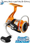 Daiwa Aird Spinning Fishing Reel with FREE Spare Spool BRAND NEW at Otto's