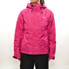 Animal Women's Nippard  Snow Jacket - AW13: Fuchsia Pink