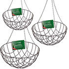 "Discounted hanging basket multi buy deals buy up to 6 in sizes 12"" 14"" 16"""