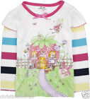 GIRLS STRAWBERRY HILLS MOCK LAYER TOP AGE 12-18,18-24,2-3,3-4,4-5 YEARS