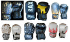 R A X Kids Boxing Gloves Punch Bag Sparring Training Mitts MMA MuayThai 4 6 8 oZ