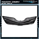 2010+2011+Toyota+Camry+Mesh+Black+Front+Upper+Grill+Grille