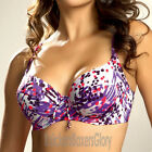 Fantasie Swimwear Atlanta Full Cup Bikini Top Amethyst 5279 NEW Select Size