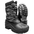SURPLUS COLD WEATHER MENS WARM THERMAL BOOTS WINTER SNOW FOOT PROTECTION BLACK