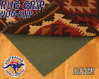 SILVER GRADE RUG GRIP - NON SLIP UNDERLAY PAD - FOR RUGS AND RUNNERS