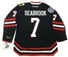 BRENT SEABROOK CHICAGO BLACKHAWKS NHL STADIUM SERIES REEBOK PREMIER JERSEY