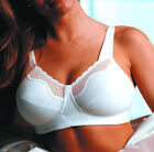 Best Form Soft Cup 535 Cotton Comfort  Bra in White