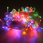 10M~100M LED String Fairy Lights For Christmas Tree Garden Party Decor MixColour