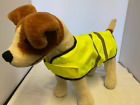 Hi Vis - High Visibility Dog Safety Jacket Coat -  Reflective Yellow  By PetGear