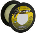 Spiderwire Glow-Vis Braid 1500yds! CHOOSE YOUR SIZE