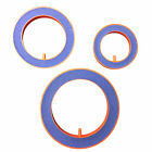 Aquarium Fish Tank Round Air Pump Bubble Disk Ring Stone (Select from 3 Sizes)