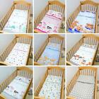 2 PIECE PILLOWCASE & DUVET COVER BABY KIDS NURSERY SET FIT CRIB COT JUNIOR BED