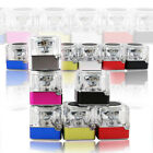 USB Micro SD TF Card Multimedia Speaker Music Player For PC Laptop MP3 FM BLS