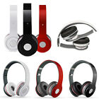 BLUETOOTH 3.0 WIRELESS STEREO HEADPHONES/HEADSET WITH MICROPHONE FOR IPOD IPHONE