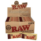 Raw Standard Tips Roach Booklets Multi Listing Natural