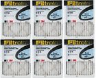 3M Filtrete Pleated Furnace Air Filter #300 (lot of 6)