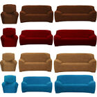 4-Way Super Fit Stretch Couch Slip Cover 1 2 3 Seater Sofa Slipcover Protector