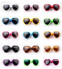Hot Women Fashion Designer Heart-shaped Sunglasses Beach Photo Retro Sunglasses