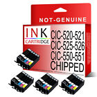 20 CHIPPED Compatible Ink Cartridges for Canon PIXMA Printers