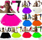 NEON TUTU / ACCESSORIES  80'S FANCY DRESS
