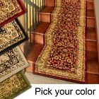 25 ft Stair Rug Runners - Luxury Carpet Runner Collection