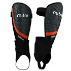 MITRE Visao IC Football Shinguard Shinpad - Black - RRP £15