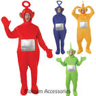 C888 Teletubbies Tinky Winky (Purple) Po (Red) Laa-Laa Dipsy Fancy Adult Costume
