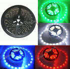 5M 16.4ft 5050 150 SMD LED Car Truck Waterproof Flexible Strip Light Universal