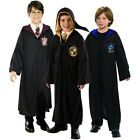 Harry Potter Costumes for Kids Hogwarts Robes Halloween Fancy Dress