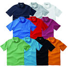 New Ashworth 2014 Performance EZ-SOF Solid Golf Shirt - Multiple Colors & Sizes
