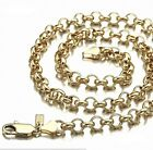 New  9ct Gold Filled Belcher  Chain for Mens and Womens